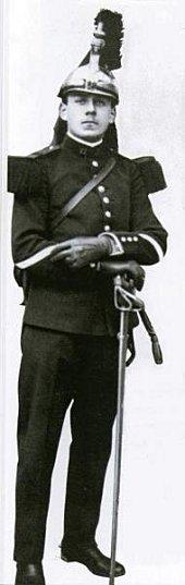 Sergeant Destouches [Céline], May 1914