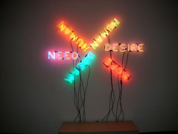 Human/Need/Desire