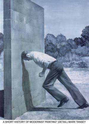 Mark Tansey: A Short History of Modernist Painting