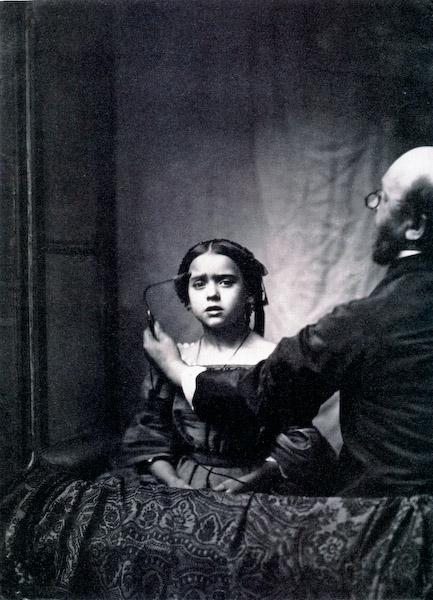 Dr. Duchenne and Adrien Tournachon: Pain (1854)