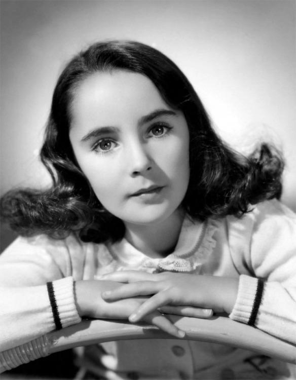 Elizabeth Taylor, Age 12