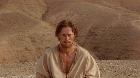 Jesus (Willem Dafoe) in The Last Temptation of Christ (1988)