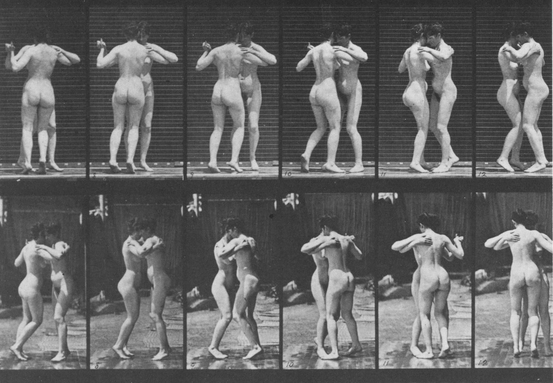Eadweard Muybridge  Beings Akin-6875