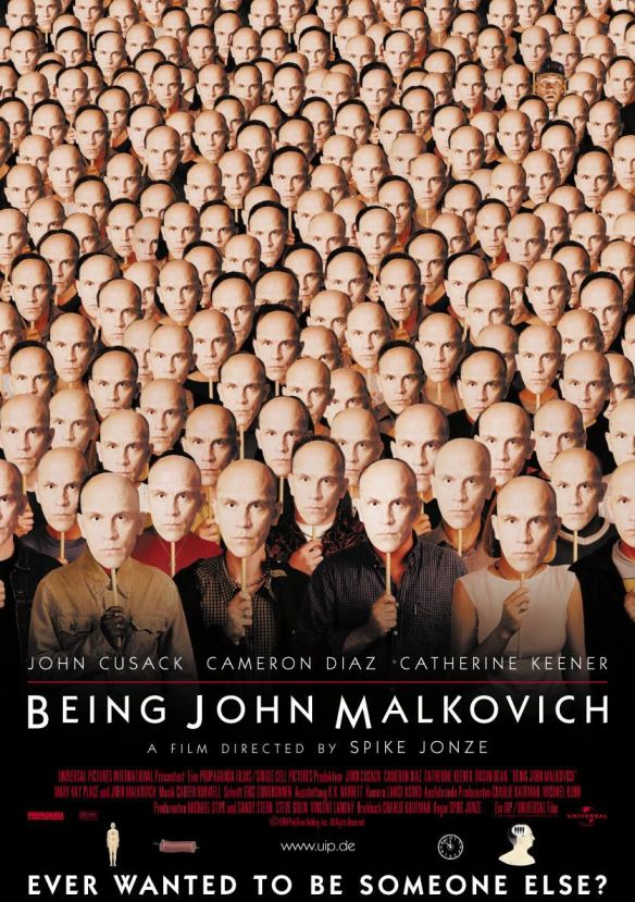 Poster for 'Being John Malkovich'