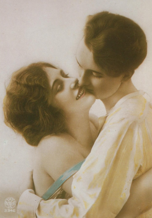 History of a Kiss