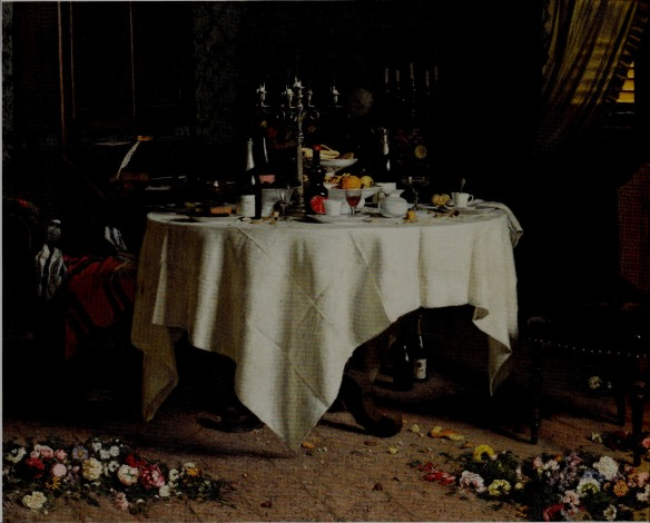 Remains of a Banquet
