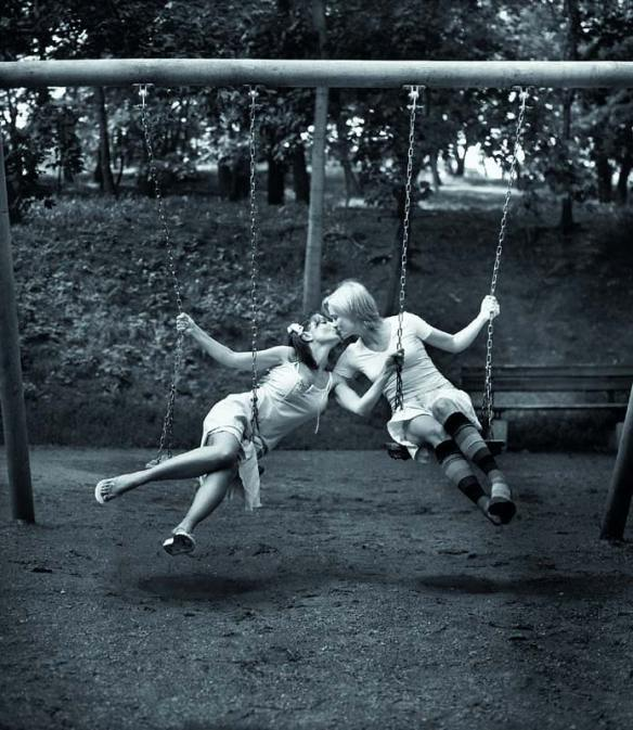 Photo by Sára Saudková: The Swing (2004)