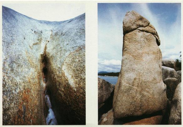 Rocks, Samuli Island, Thailand
