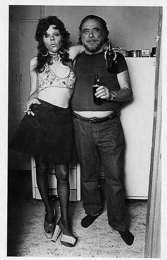 Bukowski and Friend