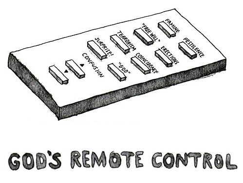 God's Remote Control