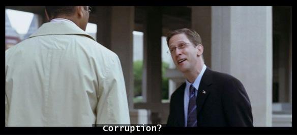 Corruption?
