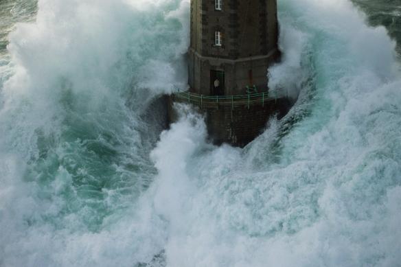 """Photo by Jean Guichard: Les phares dans la tempête: """"La Jument"""" (1989)"""