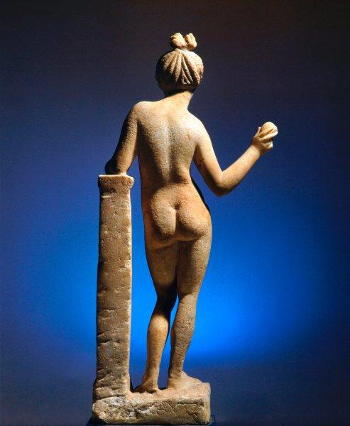 Aphrodite (rear view)