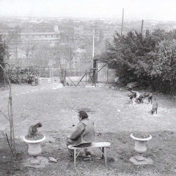 Céline à Meudon c.  1960
