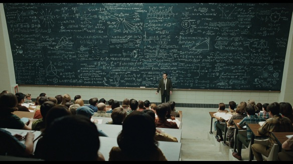 Screen capture from A Serious Man