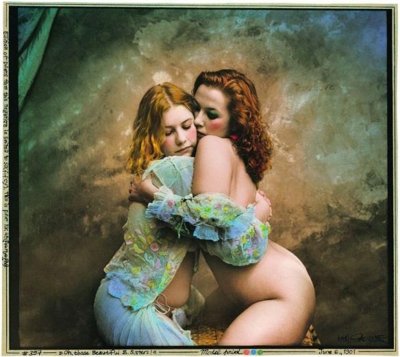 Oh, those beautiful B. sisters!