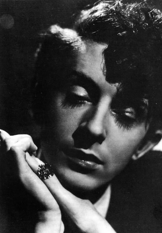 Photo by Angus McBean: Quentin Crisp, 1940