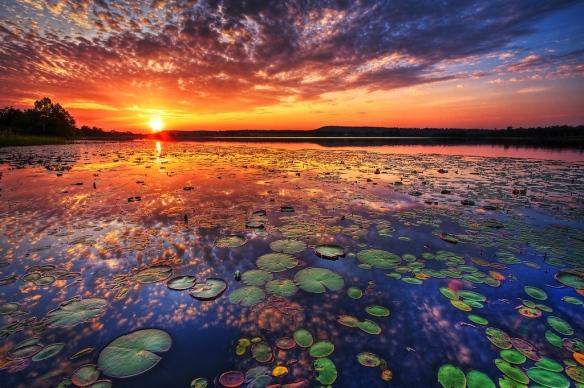 Talawanda Lake, McALester, Oklahoma