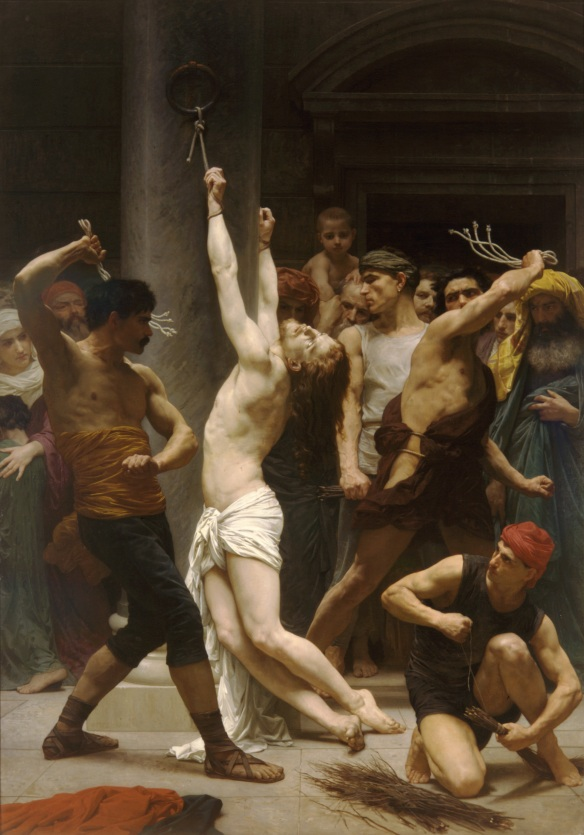 The Flagellation of Our Lord Jesus Christ