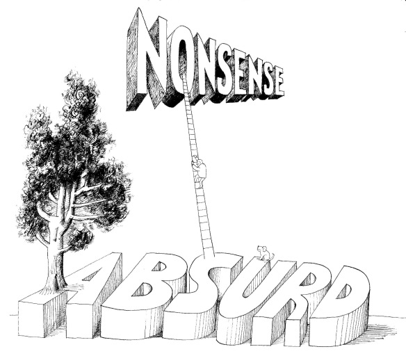Absurd to Nonsense