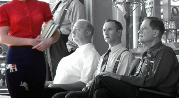 A scene from 'Pleasantville' (1998)