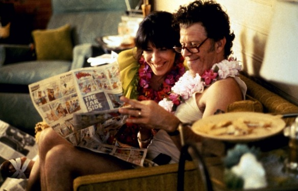 Photo: Lily Tomlin and Tom Waits in Robert Altman's Short Cuts (1993)