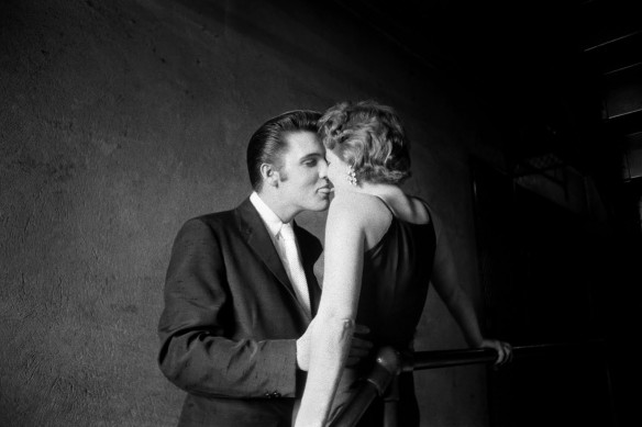 Photo by Alfred Wertheimer: The Kiss (1956)