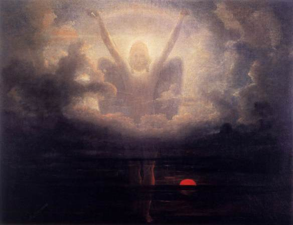 Painting by Francis Danby: Apocalypse (c. 1828)