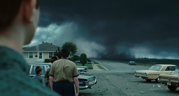 Screen capture from the Coen Brothers' A Serious Man (2009)