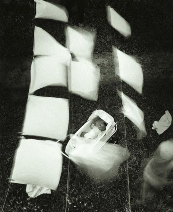Photo by Jan Saudek: Untitled (1963)