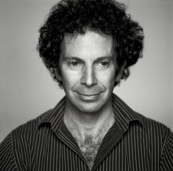 Photograph of Charlie Kaufman by Brigitte Lacombe