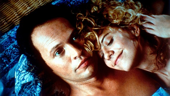 Screen shot: Billy Crystal and Meg Ryan in When Harry Met Sally (1989)
